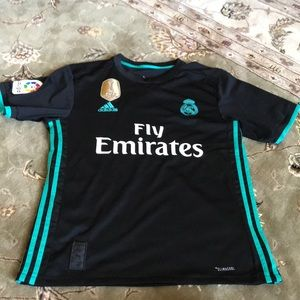Adidas fly emirates Ronaldo jersey size m